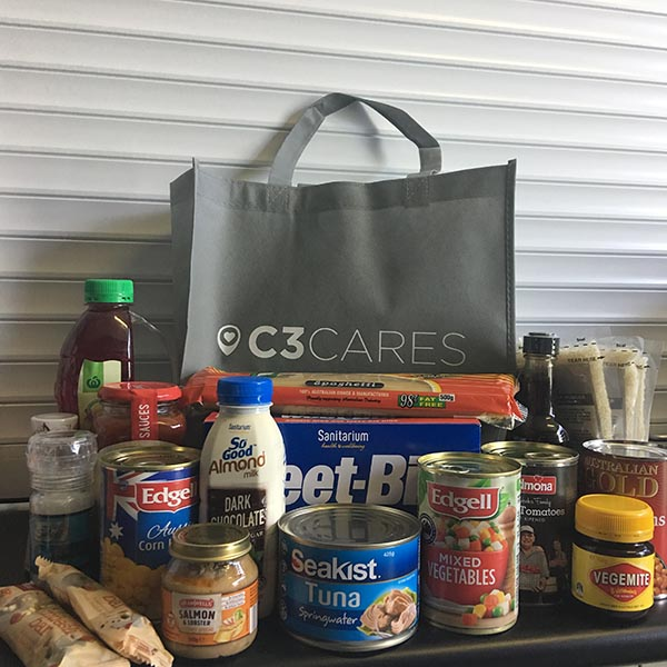 C3Cares Hamper