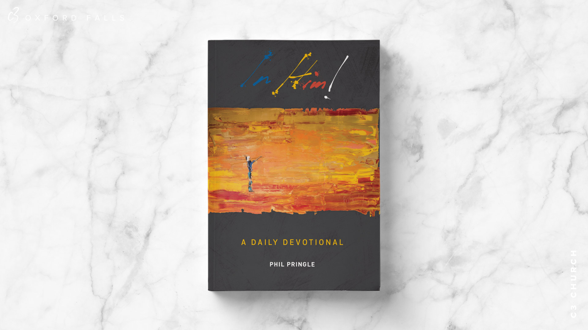 In Him Book Cover
