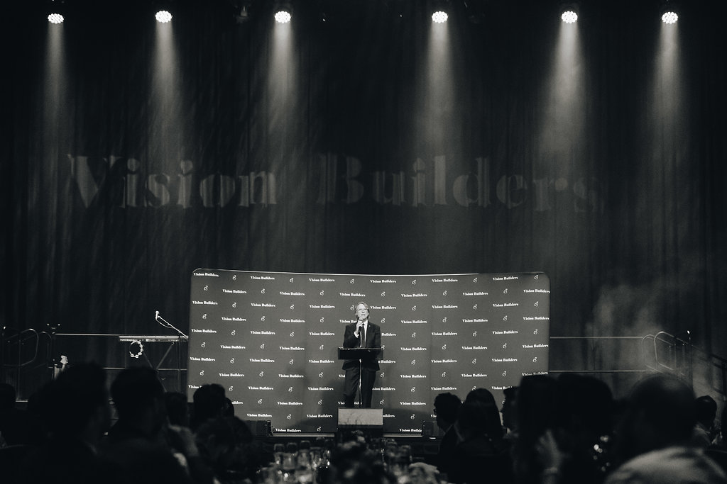 At the Vision Builders Dinner 2018 Ps Phil Pringle shares his vision for the future of C3