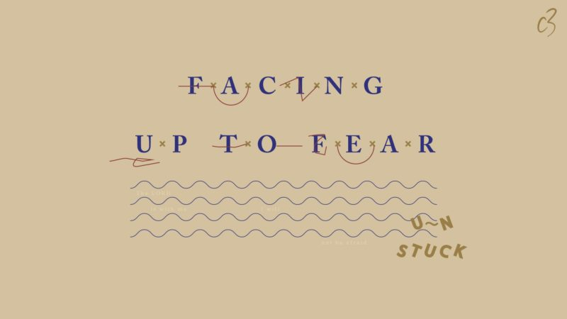 Facing up to Fear