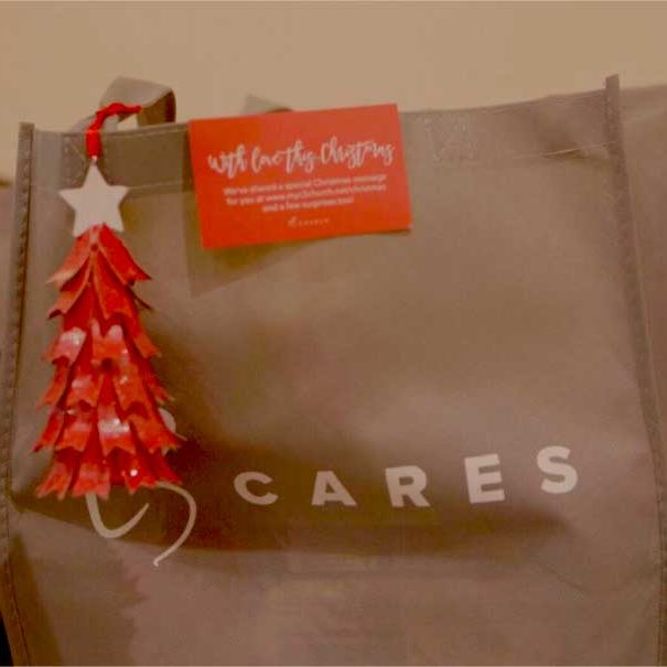 Christmas c3Cares Hamper