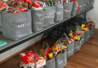 C3Cares Hampers
