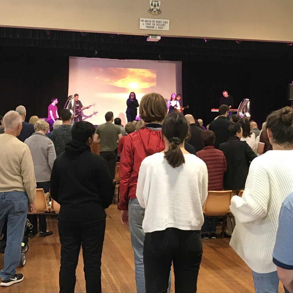 Wahroonga sunday services